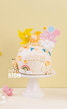 裱花蛋糕4